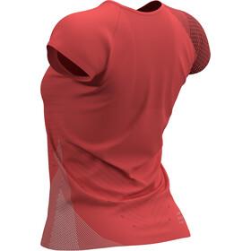 Compressport Performance SS Tshirt Women, rojo